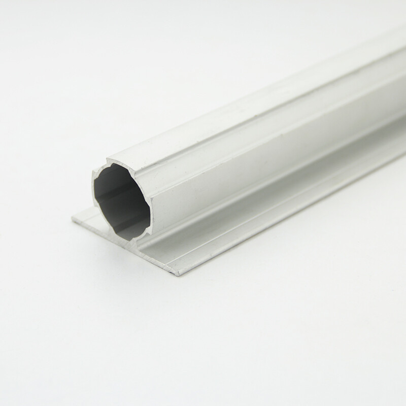 JY-LK1213 Aluminum pipe with flat side