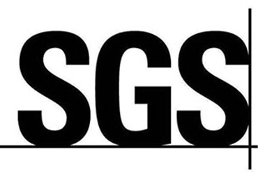 We have passed SGS certification