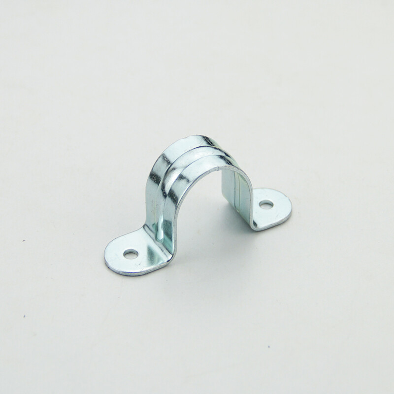 JY-1009B Blue zinc double metal clamp